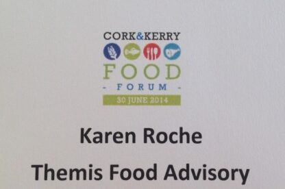 Cork & Kerry Food Forum